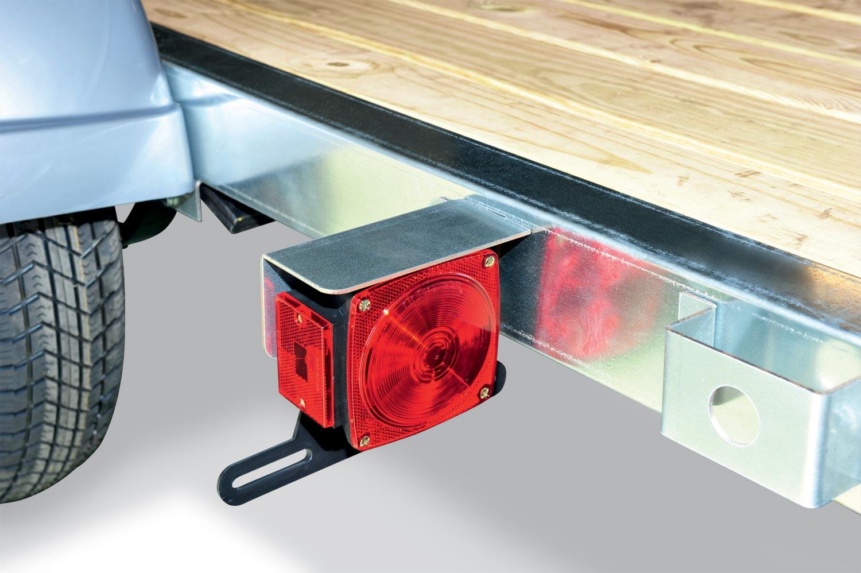 Galvanized Homeowner Tilt Bed protected DOT lighting