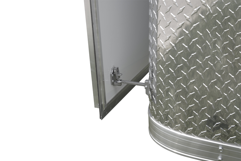 Aluminum Door Hold Back