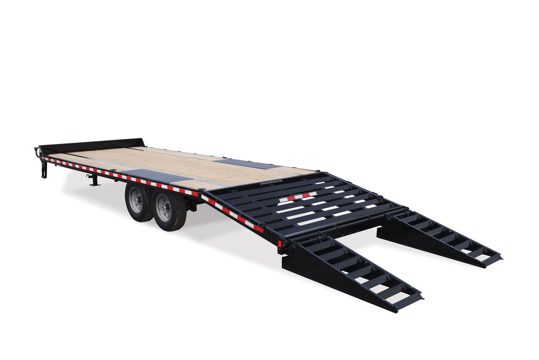Sure-Trac | Heavy Duty Low Profile Beavertail Deckover