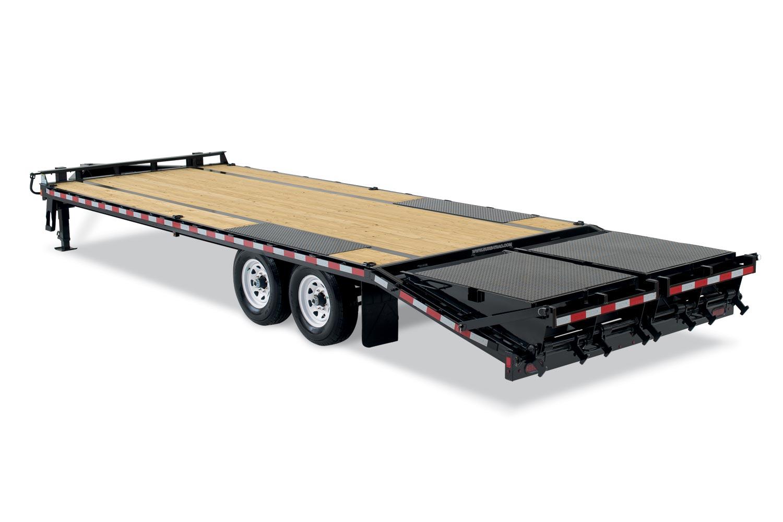 HD Flatbed & Beavertail Deckover