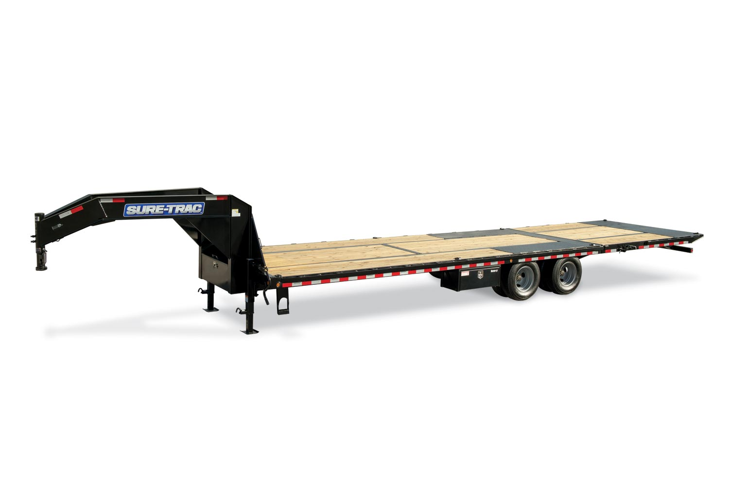 HD Deckover w/ Hydraulic Beavertail