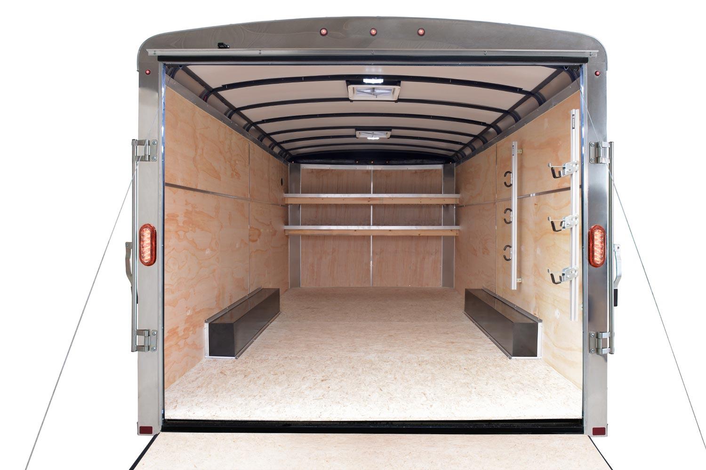 Landscape Pro Round Top Cargo