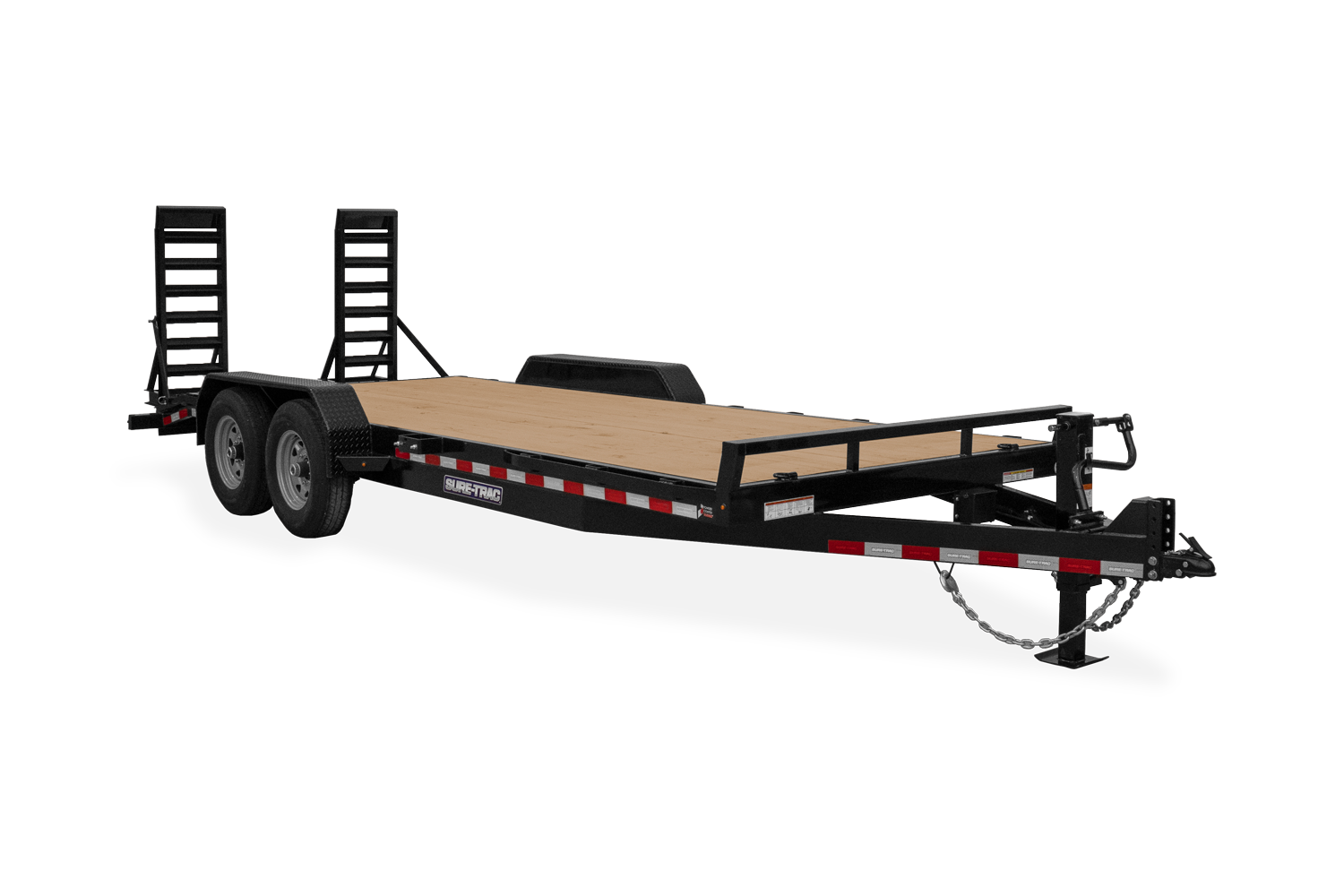 Categorize the Equipment Trailers