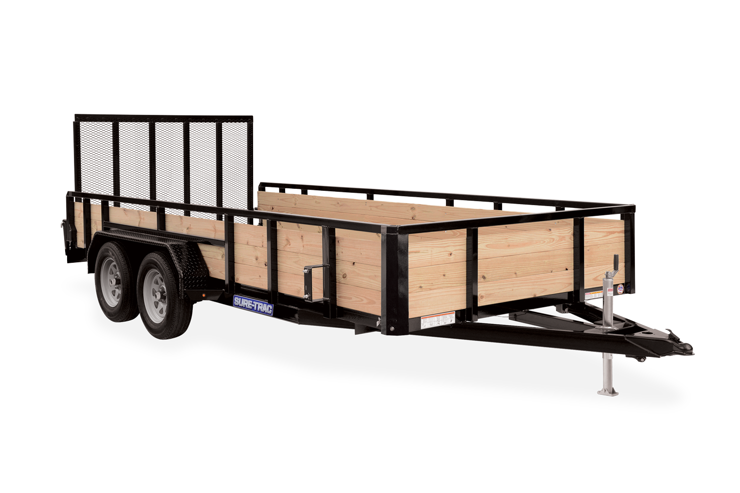 Categorize the Utility Trailers