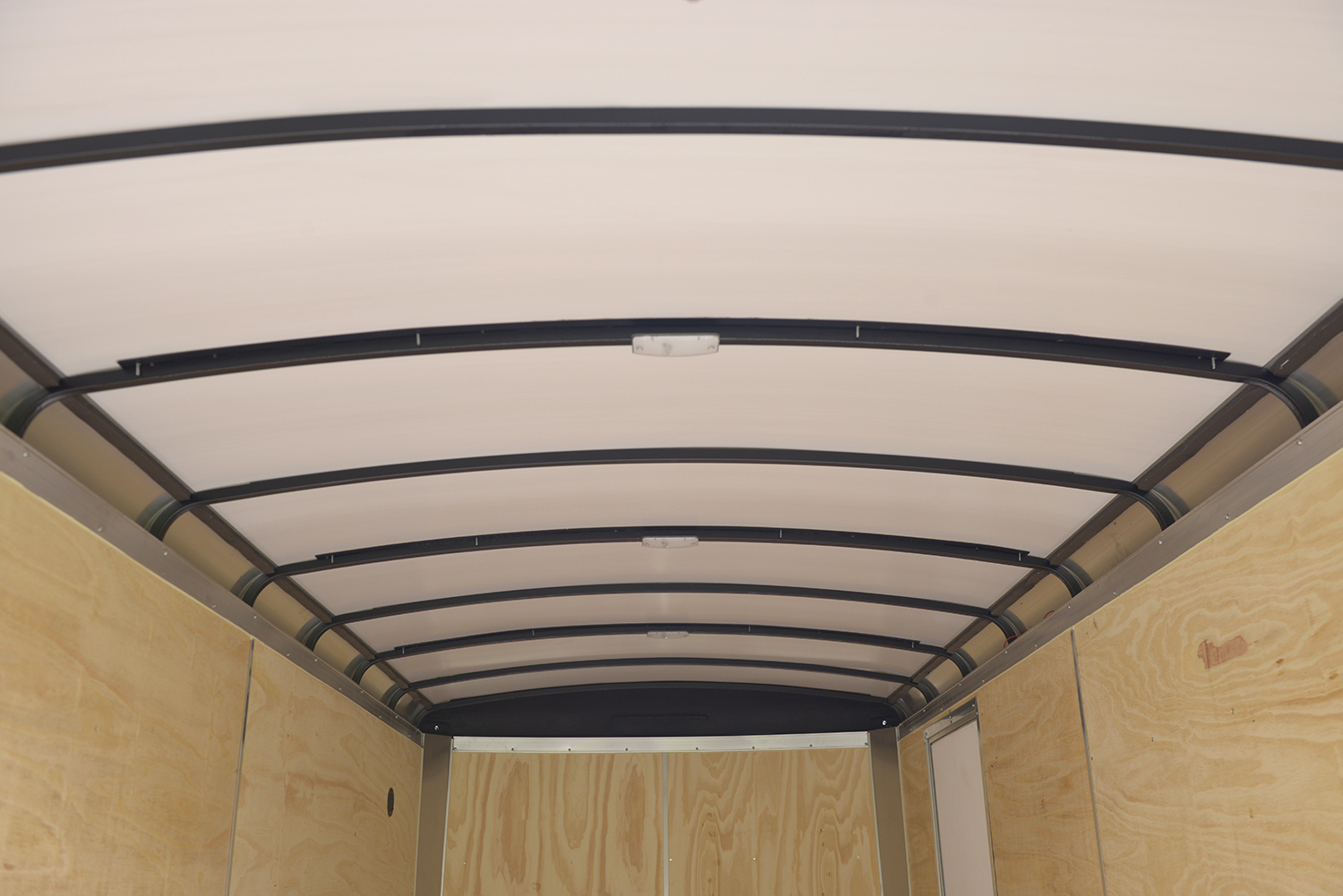 Silver Thermo-Sheath Ceiling