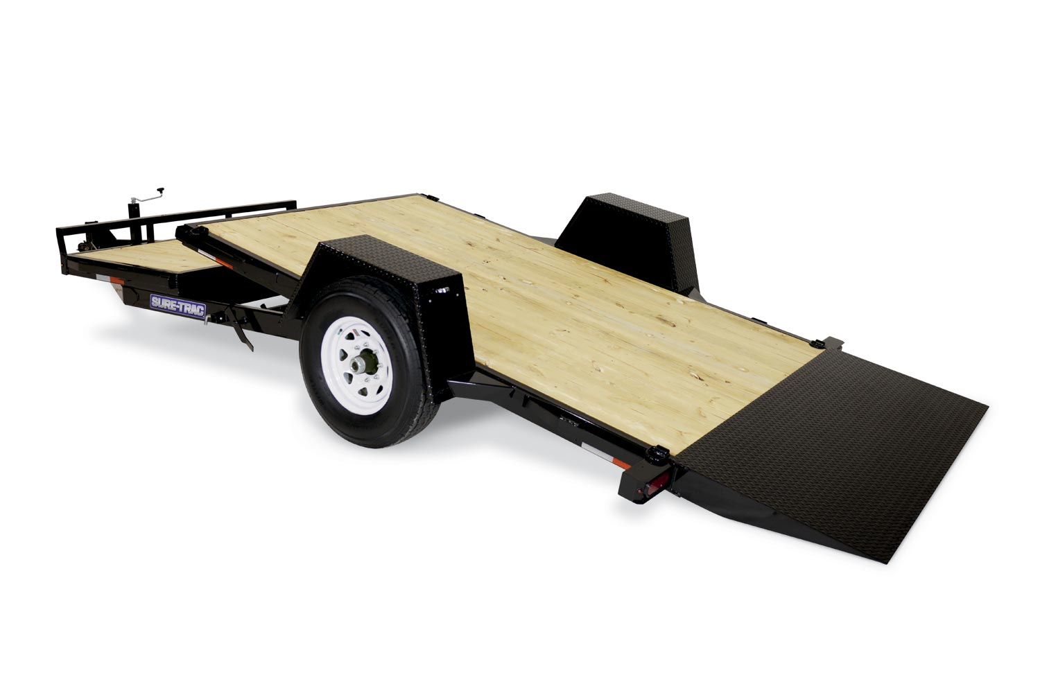 Single Axle Tilt Bed