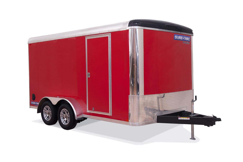 Pro Series Round Top Cargo