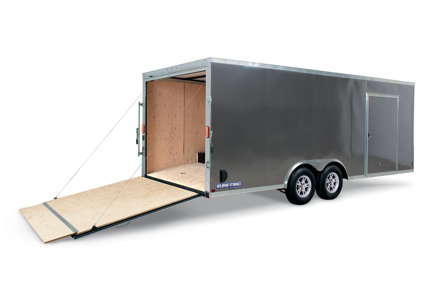 STWCH Pro Series Wedge Front Car Hauler