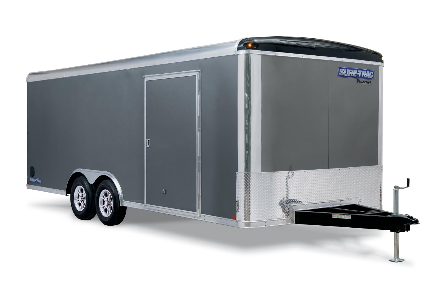 STRCH Pro Series Round Top Car Hauler
