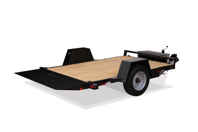 Single Axle Tilt