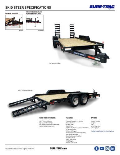 Sure-Trac | skid steer Website PDF - Sure-Trac