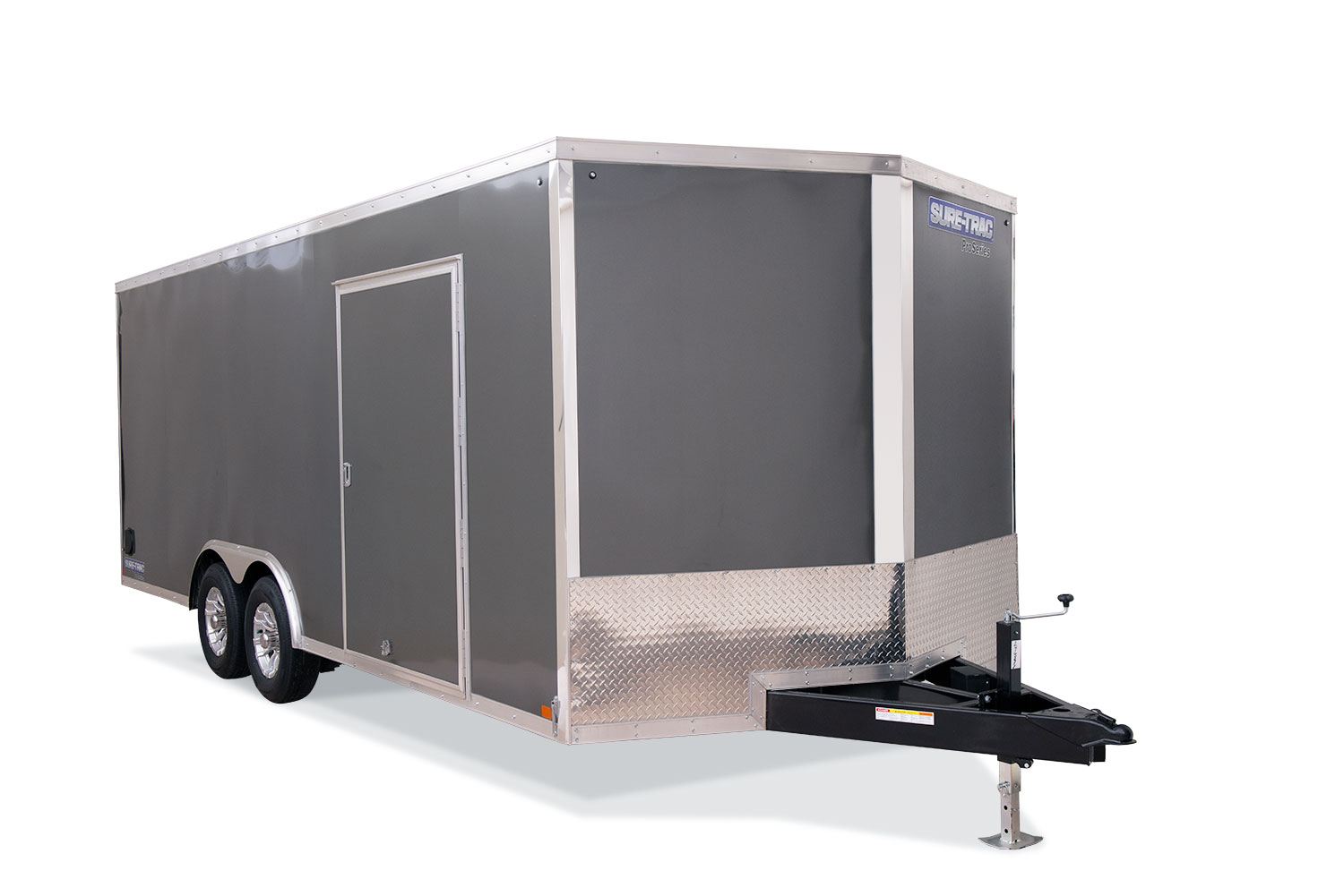 Pro Series Wedge Front Car Hauler