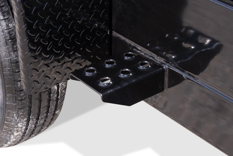 HD Low Profile Tri-Axle Dump Side Step