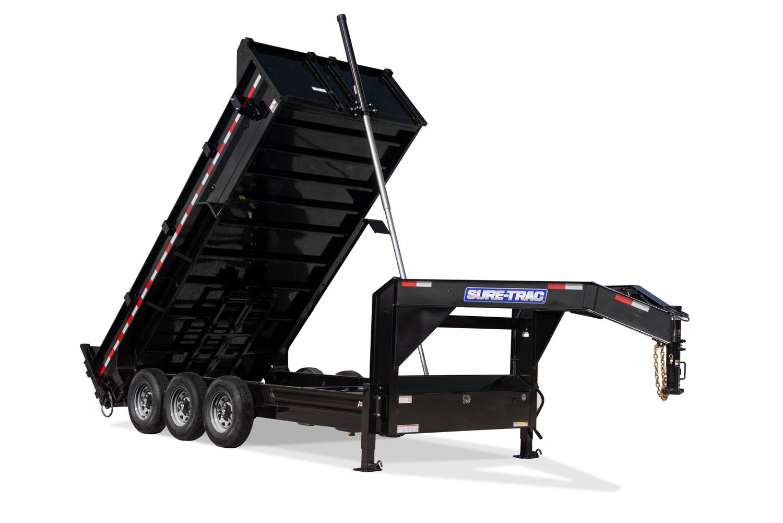 HD Low Profile Tri-Axle Dump